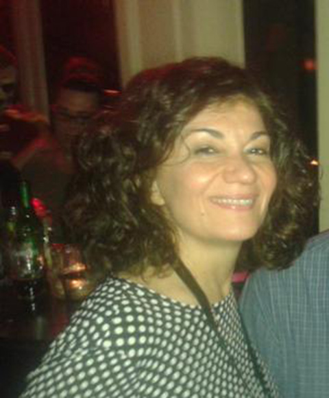 Mrs. Katerina Stavrou <br /><span>Spare Parts & Supplies</span>