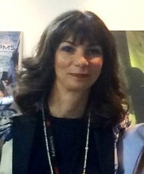 Ms. Maria Drimoura<br /> <span>Secretariat</span>