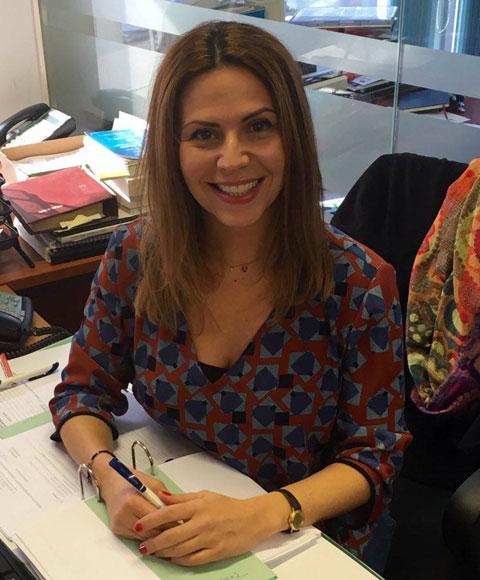 Mrs. Rania Theloudi<br /><span>Executive Assistant / Sales</span>