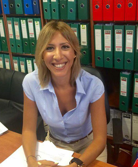 Ms. Maria Tripolitis<br /><span>General & Marketing Manager</span>