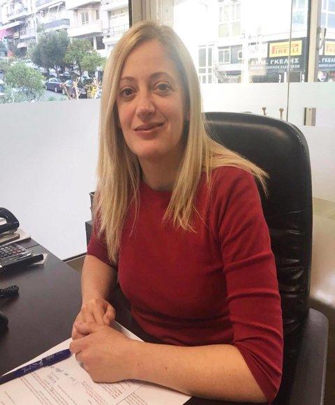 Mrs. Renetta Louka <br /><span>Spare Parts & Supplies</span>