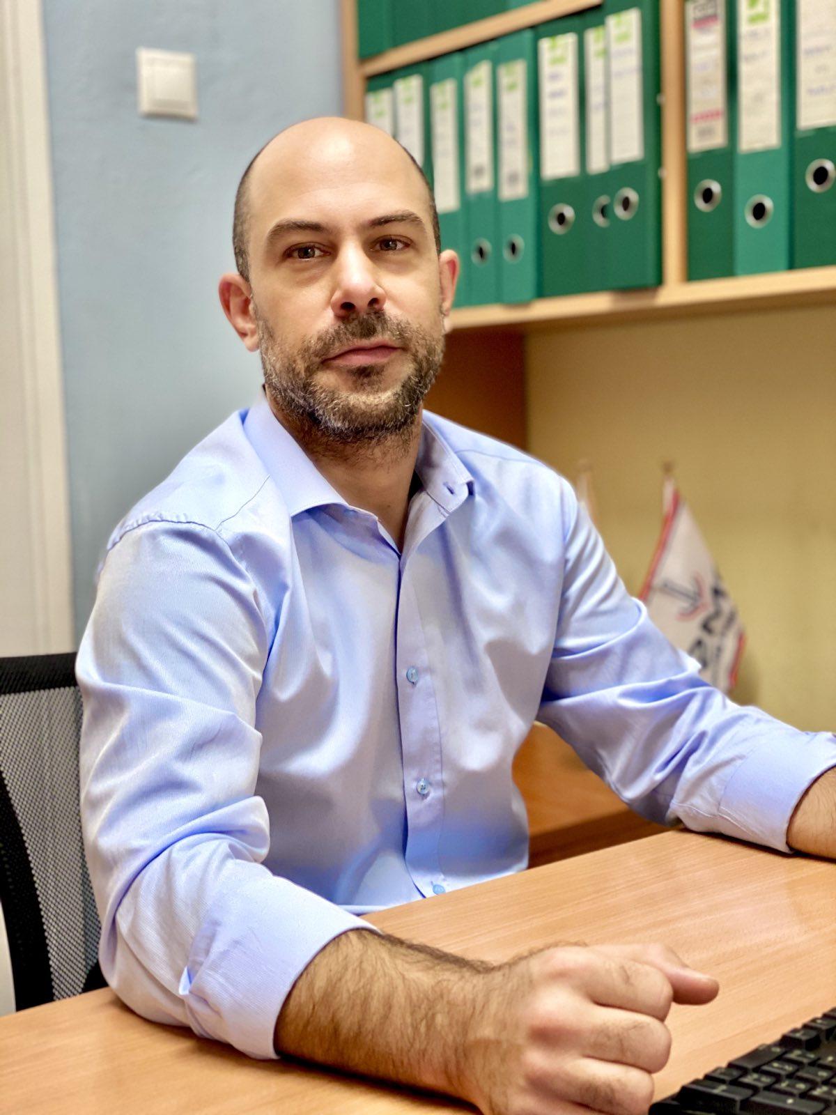 Mr. Alexandros Tsakalakis<br /><span>Spare Parts & Supplies</span>